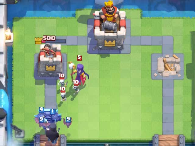 pekka-attacking-with-nightwitch