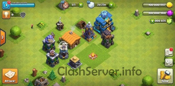 Clash of Souls Private Server COC