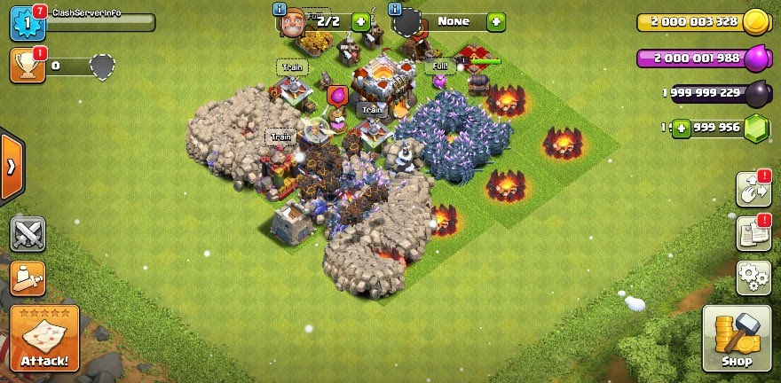 Download Toxicland Apk 2019 Update Clash Of Clans