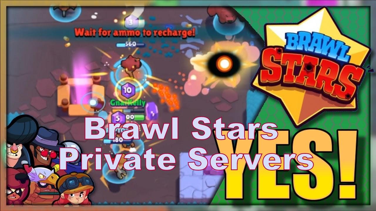 Brawl Stars Private Server APK & IPA - Unlimited Gems