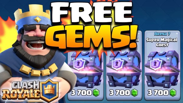Clash Royale Mod Apk v2.5.0 Unlimited Coins