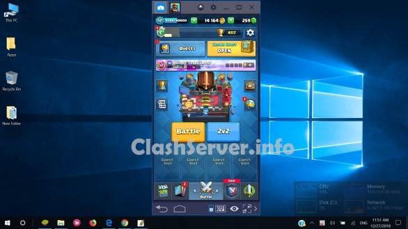 Clash Royale For PC Windows 10 2019 version