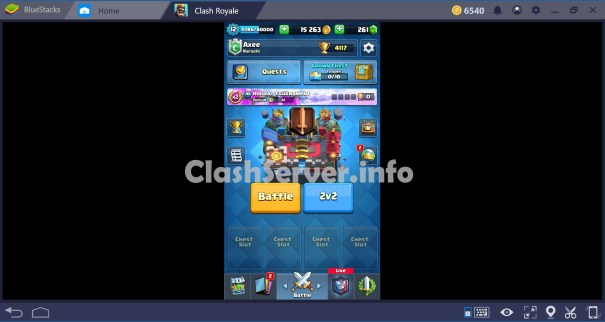 Clash Royale For PC Windows 10 2019 version