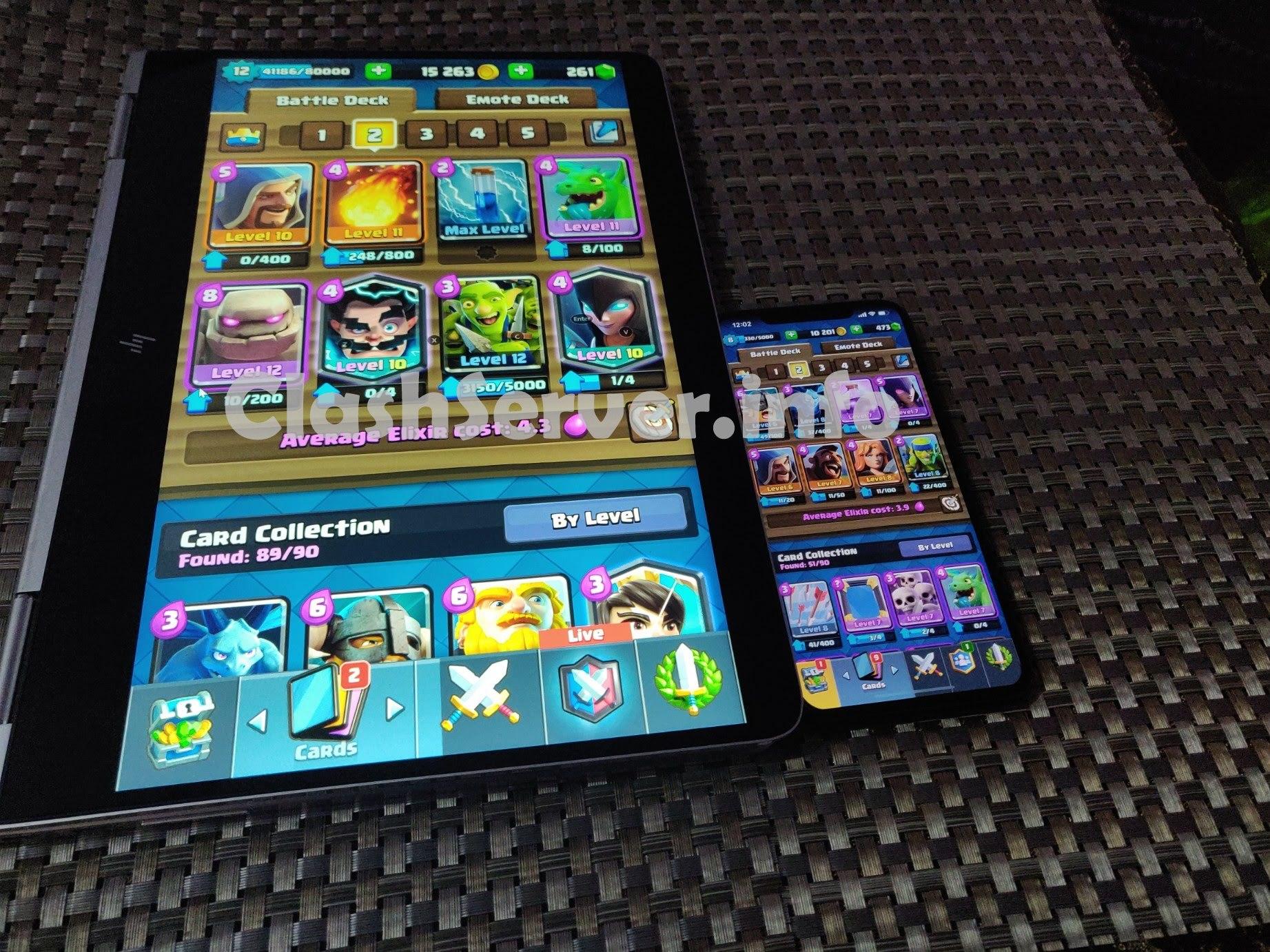 download clash royale pc