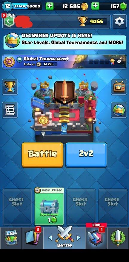 clash royale 1.2 3 mod apk