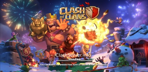 Clash of Clans 11.185.15 mod apk hack