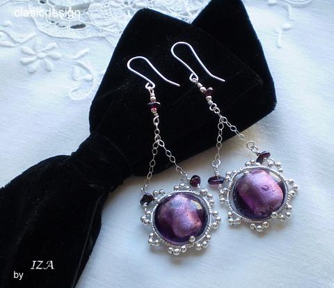 bijuterii -margele-argint