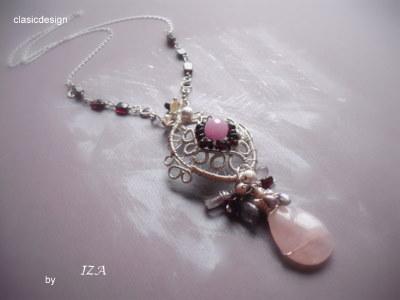 colier-granate-jad-roz