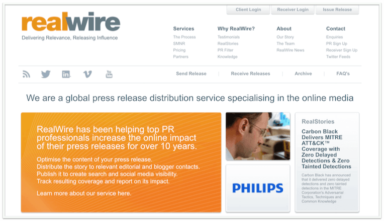 press releases RealWire