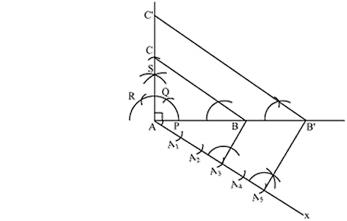 NCERT Solutions for Class 10 Maths Chapter 11 Constructions Ex 11.1 7