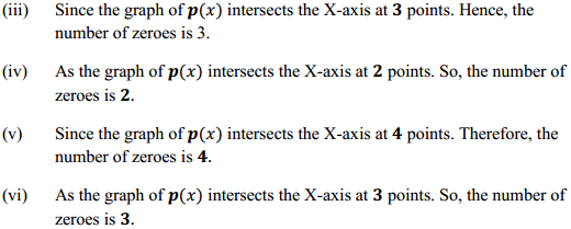 NCERT Solutions for Class 10 Maths Chapter 2 Polynomials Ex 2.1 3