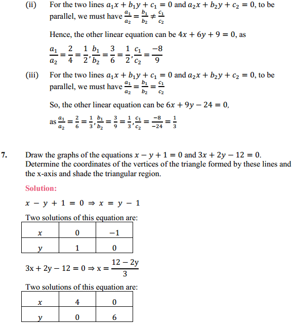 NCERT Solutions for Class 10 Maths Chapter 3 Pair of Linear Equations in Two Variables Ex 3.2 14