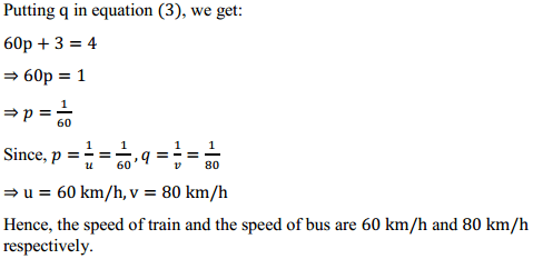 NCERT Solutions for Class 10 Maths Chapter 3 Pair of Linear Equations in Two Variables Ex 3.6 11