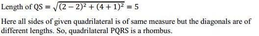 NCERT Solutions for Class 10 Maths Chapter 7 Coordinate Geometry Ex 7.4 9