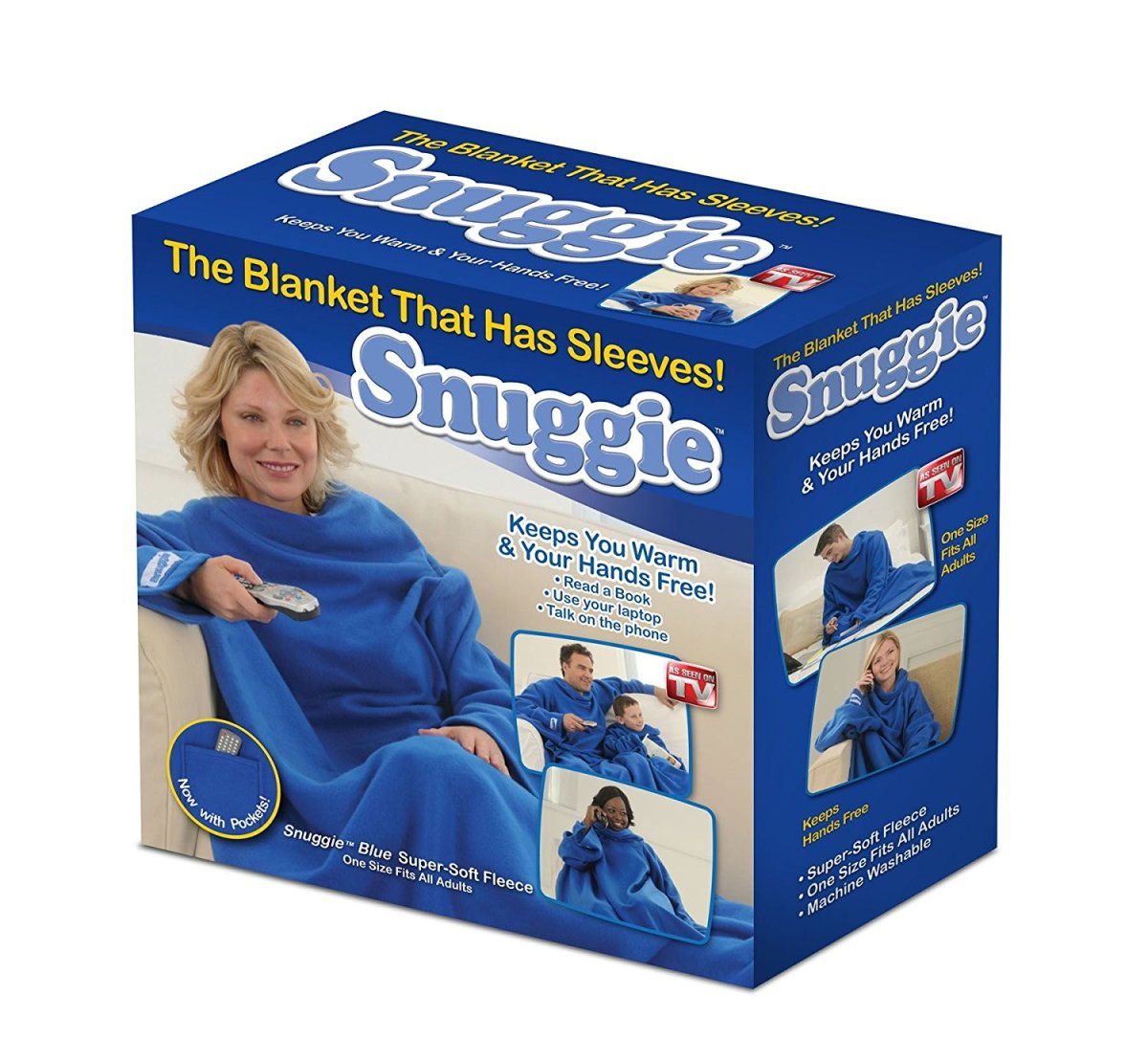 Bought a Snuggie or Magic Mesh Door? The FTC Is Sending $7.2 Million in Refund Checks