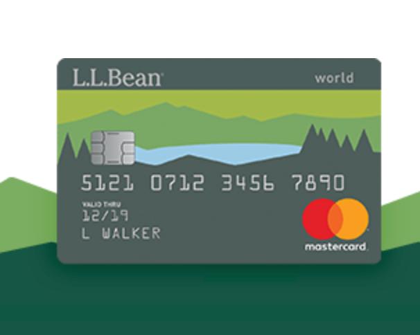 activate.llbeanmastercard.com - Paiement LL Bean Mastercard
