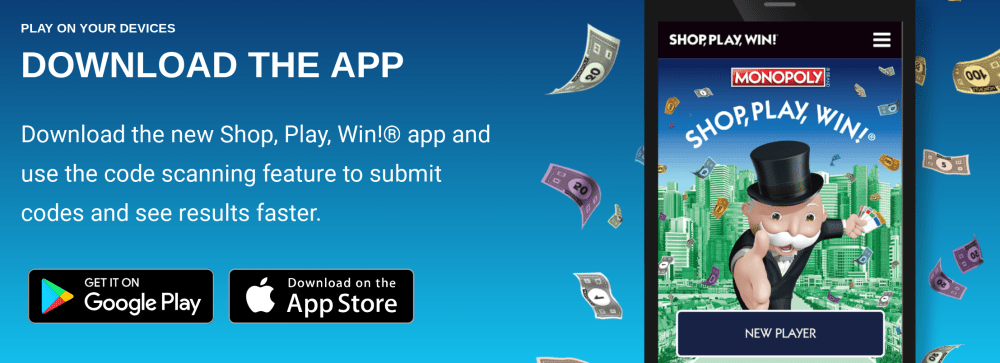 www.shopplaywin.com Enter Code