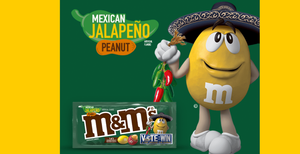 Vote New M&M'S Flavors
