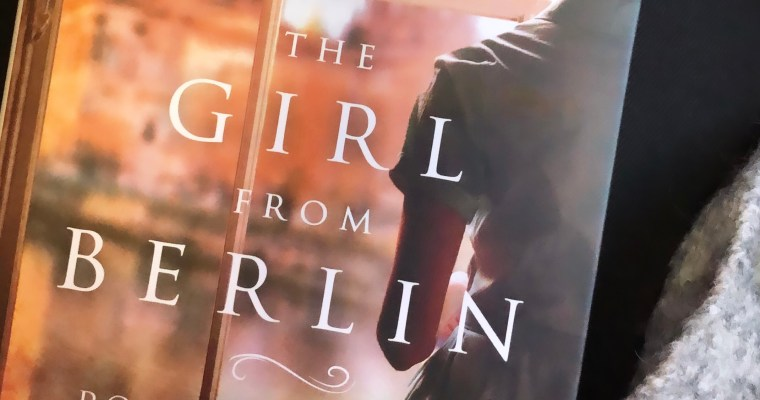 Book Review – The Girl From Berlin by Ronald H. Balson
