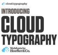 cloud.typography