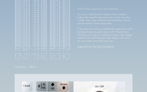 End the Echo Screenshot
