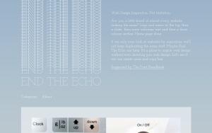 End the Echo Screenshot