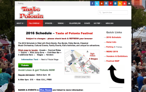 (Taste of Polonia website image)