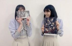 「ボーダレス」出演の遠藤さくら(左)と早川聖来