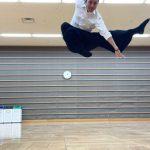 TAKAHIRO先生もジャンプ