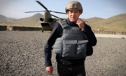 Turnbull in Afganistan - Reuters