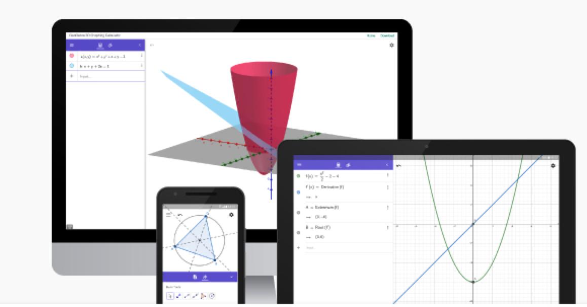 GeoGebra: Free math apps that level the playing field worldwide