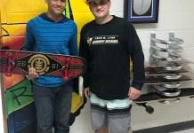 Hamish Brewer Skateboard Giveaway