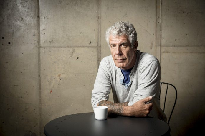 Anthony Bourdain Class Course