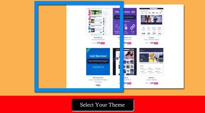 🎃 Halloween Sale! 🎃 Premium WordPress Theme or Plugin – Just $19