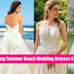 15 Famous Beach Wedding Dresses Collection 2019 – Save Up To 83%