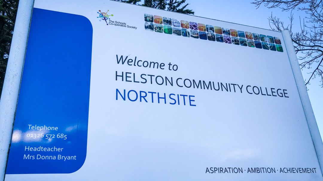 Cheriton Bishop Primary School site visit