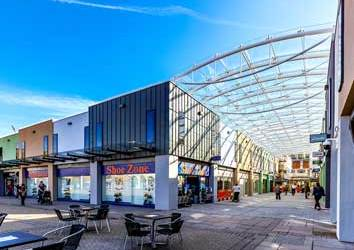 Classic Builders Complete Major Uplift to Newton Abbot Shopping Area