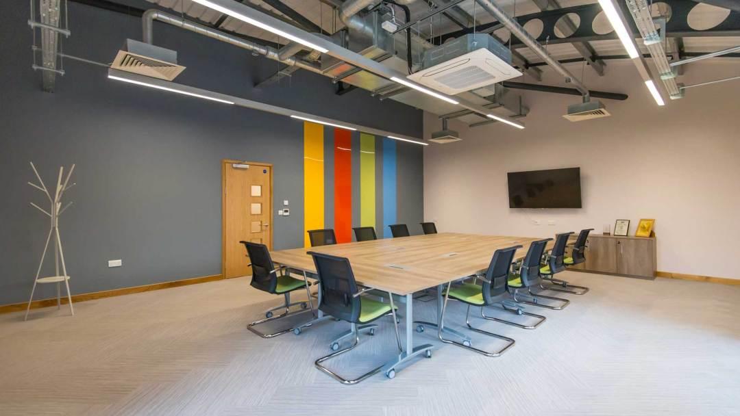 LTC Group New Office