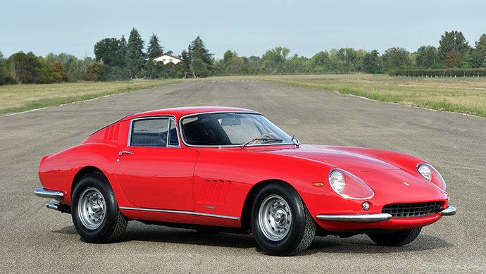 1966 Ferrari 275 GTB/6C Alloy