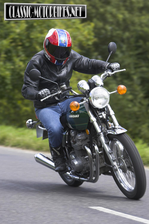 Kawasaki Z650 Road Test