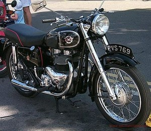 Matchless G12  Classic Motorbikes