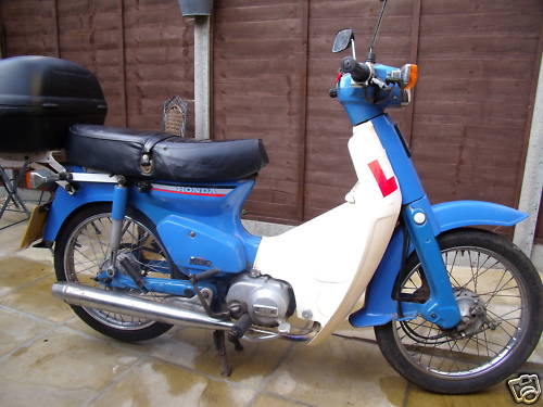 Honda C90 Cub Gallery Classic Motorbikes