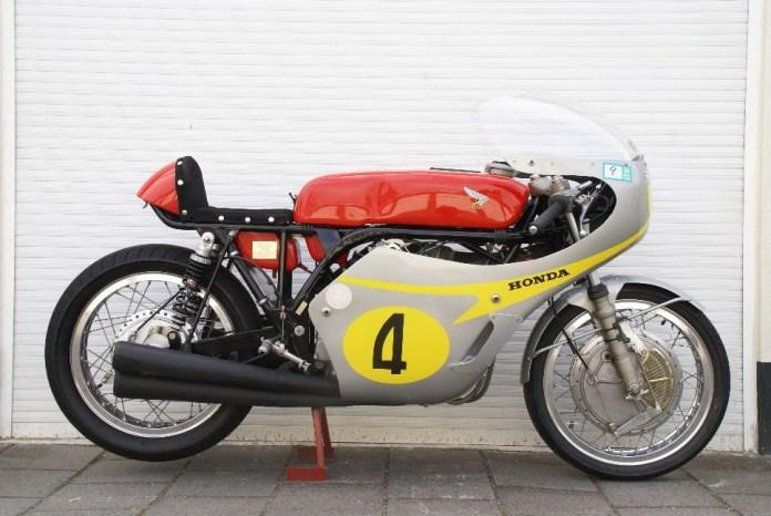 Nguyên bản Honda RC181 đời 1967