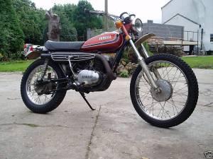 Yamaha RT3  Classic Motorbikes
