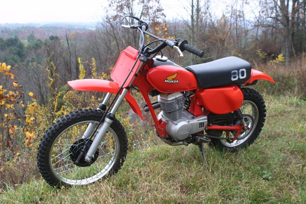 1982 Honda Xr80r Classic Motorcycle Exchange