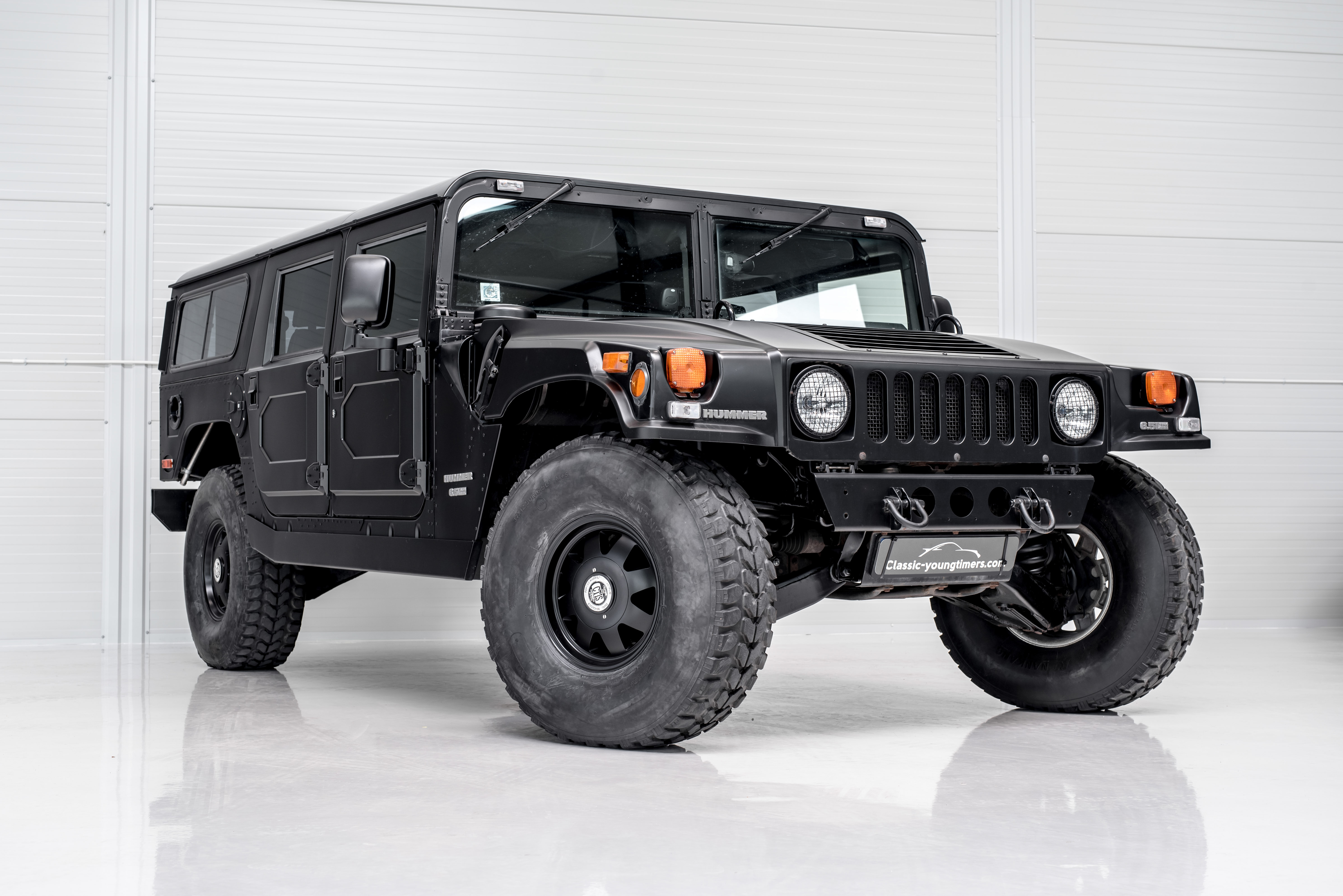 Hummer H1 4 Door Wagon 6 5L V8 Turbo Diesel classic youngtimers