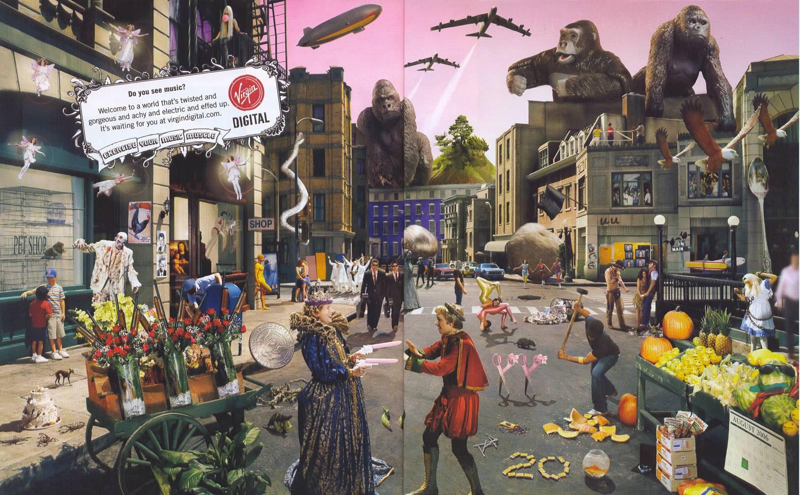 75 Artists By Virgin Records Quiz