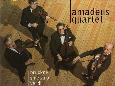 アマデウス四重奏団のブルックナー五重奏曲(1964録音)を聴いて思ふ