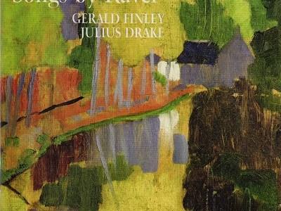 フィンリー&ドレイクのラヴェル歌曲集(2008.7録音)ほかを聴いて思ふ