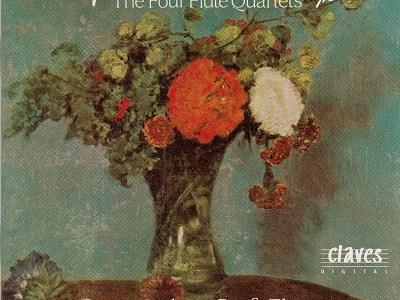 グラーフ&カルミナ・トリオのモーツァルト四重奏曲K.285ほか(1988.1録音)を聴いて思ふ